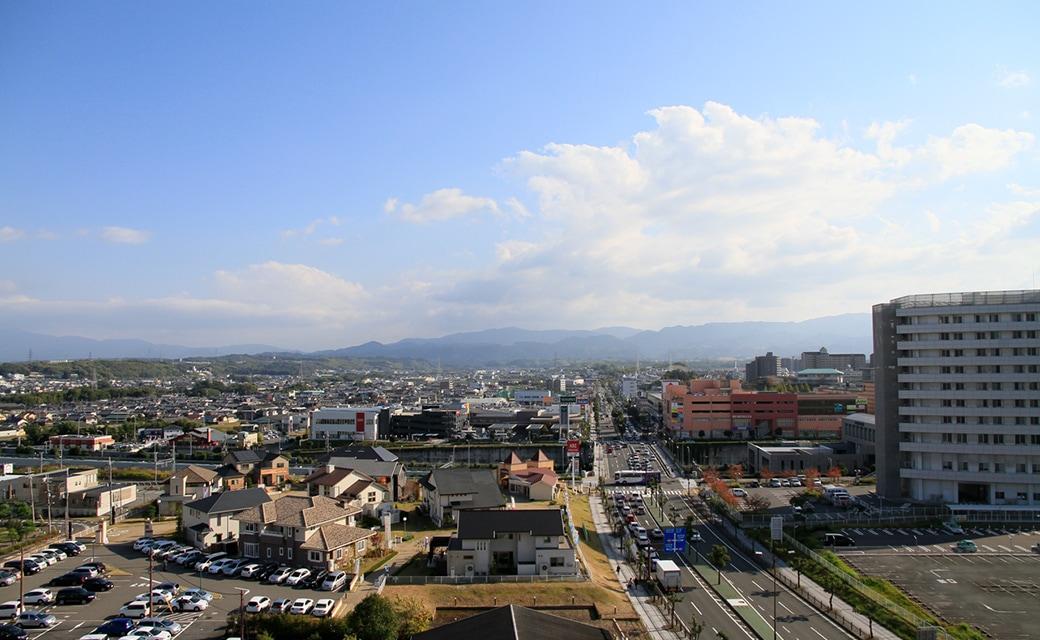 和泉市の街並み2
