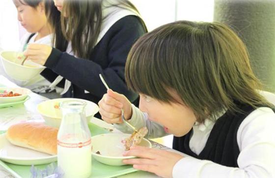 学校給食の充実