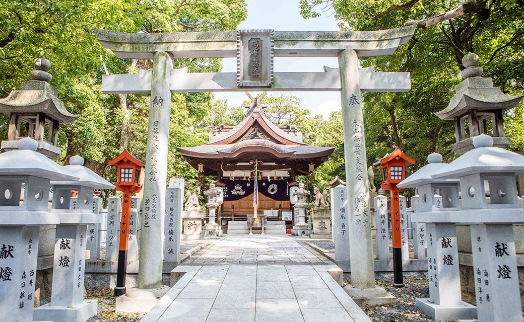 葛葉稲荷神社