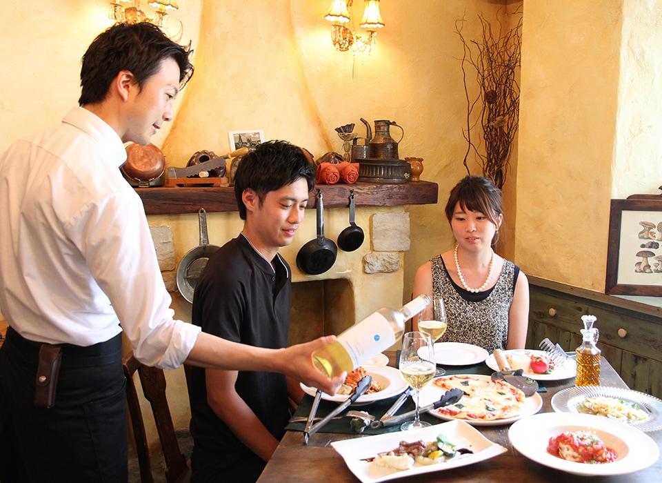 和泉市内のレストラン